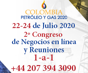 Colombia Petróleo y Gas 2020