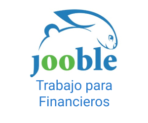 jooble trabajo para financieros