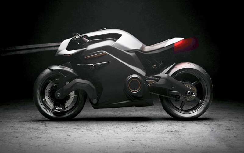ARC Vector es la moto eléctrica más avanzada elektromotos