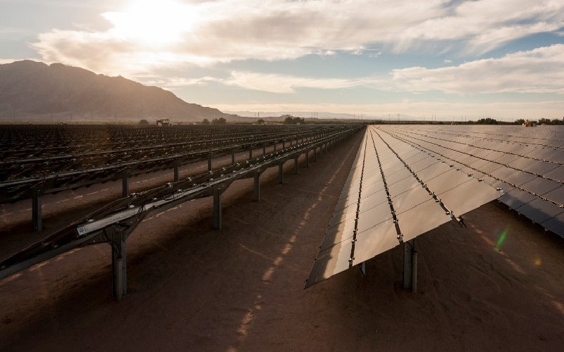First Solar es el mayor fabricante de módulos fotovoltaicos del hemisferio occidental