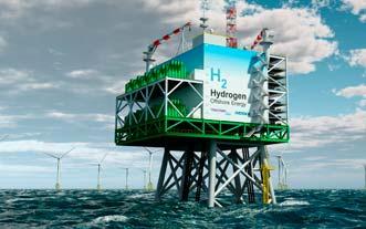 La Unión Europea aspira a 40GW de electrolizadores de hidrógeno verde para 2030