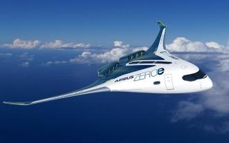 Para el 2035 volará el primer avión de hidrógeno de Airbus