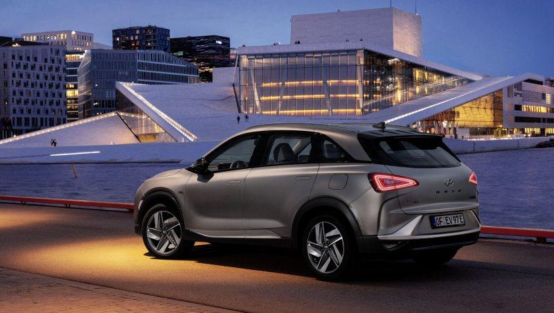 El Hyundai Nexo es el primer vehículo de su tipo en España