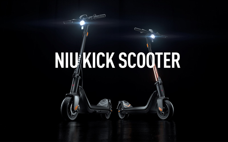 El scooter está disponible en dos versiones, la Pro y la Sport