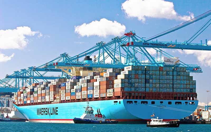 Image result for Maersk covid-19