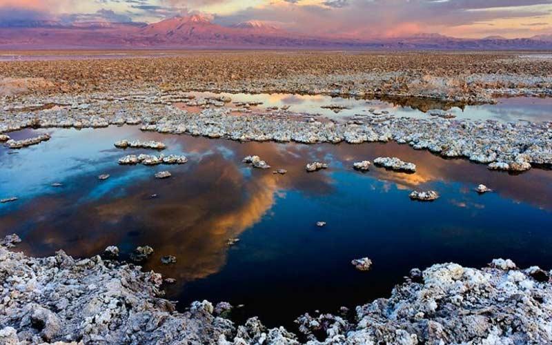 El Salar de Atacama en Chile (Crédito: Wikimedia Commons / Francesco Mocellin)