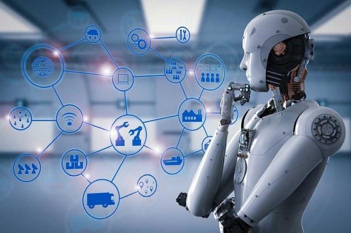 Figura 3. La IA es la llamada a servir de integrador de todos los elementos de tecnología