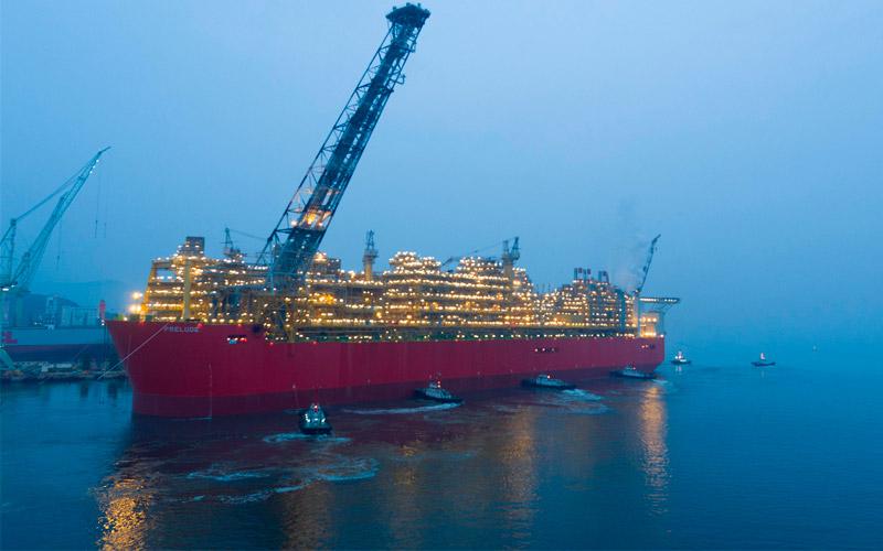 Rusia e Irán tienen las reservas de gas natural más grandes del mundo