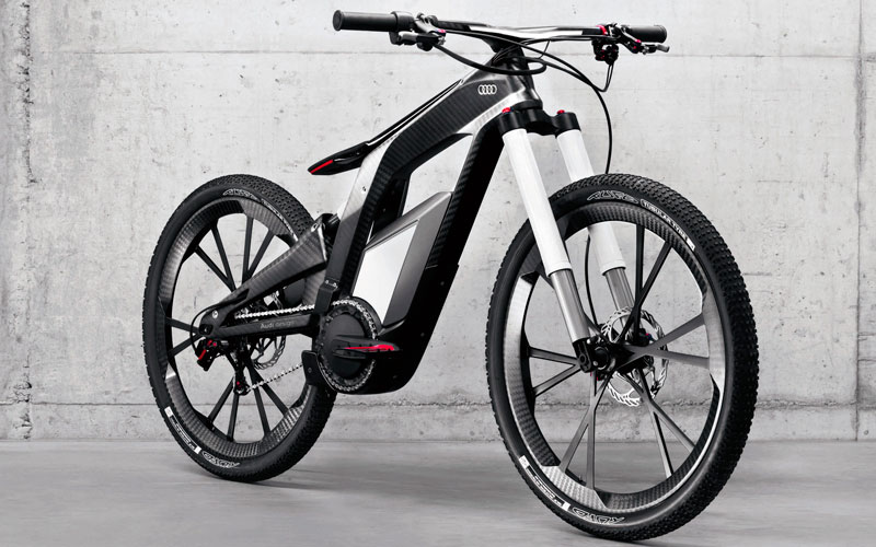 Fig. 5 .- Emmo Electric Bicycle E-Wild GTS